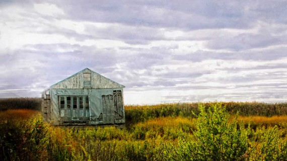 Plum Island Shack. Newburyport, MA